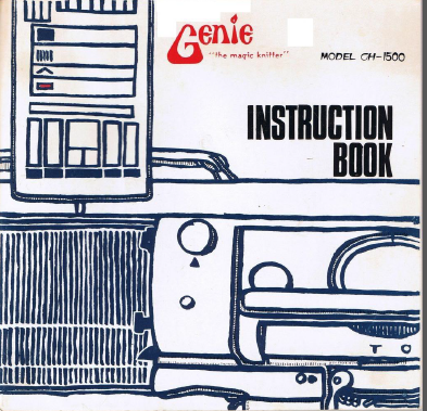CH1500 Instruction Book