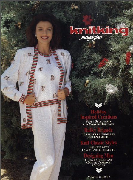 KnitKing Magazine Vol.26 Issue 3