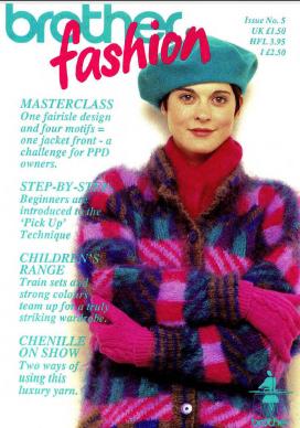 Brother Fashion Magazine Issue 05