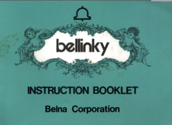 Bellinky Instruction Booklet