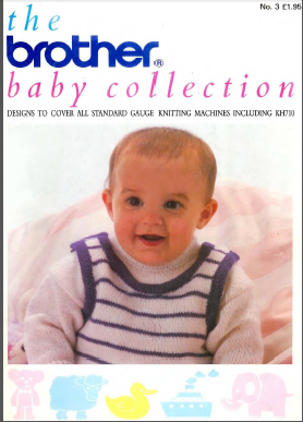 Brother Baby Collection Magazine