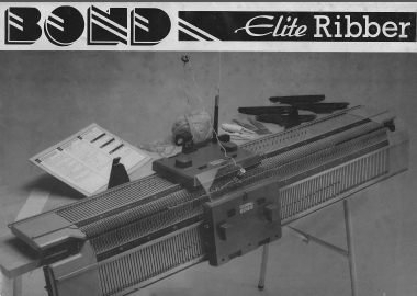 Bond Elite Ribber Instruction Manual