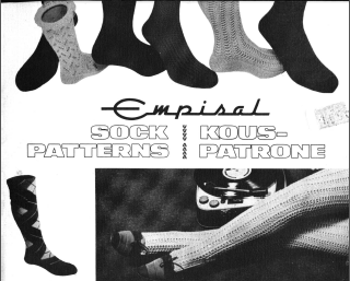Empisal Sock Patterns - Kous-Patrone