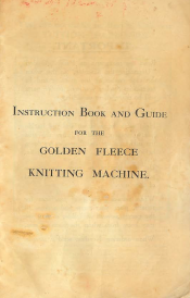 Golden Fleece  Instruction Manual and Guide