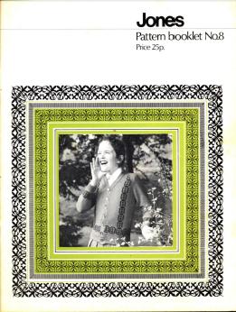 Jones Pattern Books No. 8