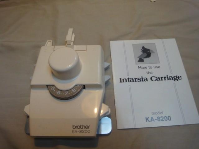 Brother  KA8200 Standard Intarsia Carriage for Sale