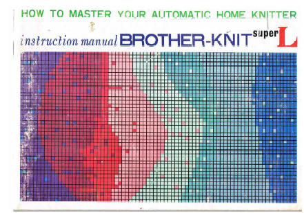 Brother KH585 User Guide Guide