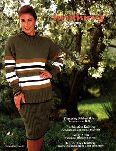 KnitKing Magazine Vol.26 Issue 1