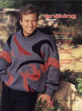 KnitKing Magazine Vol.27 Issue1