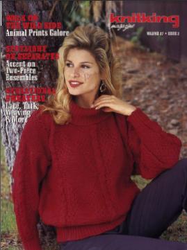 KnitKing Magazine Vol.27 Issue2 Magazine