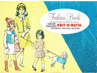 Chad Valley Knit O Matic manual