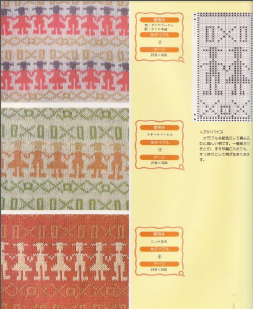 Leclerc 18 Stitch Punchcards