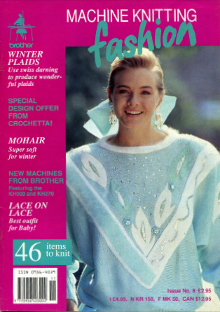 Machine Knitting Fashion Issue No. 08