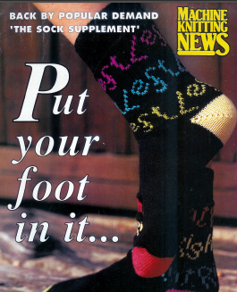 Machine Knit News Machine Knit Socks Suppliment