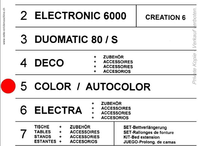 Passap Color-Autocolor Service Manual-ordner_05