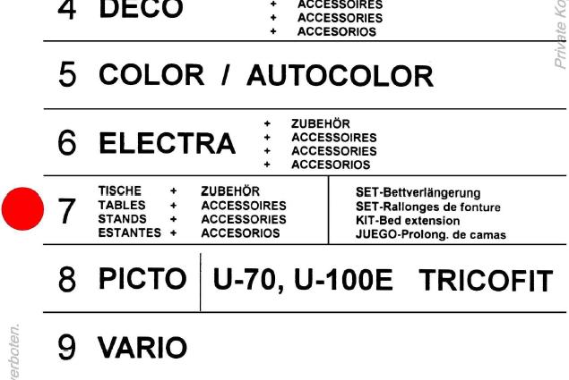 Passap Tables-Accesories-Extension Service Manual-ordner_07