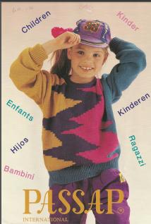 Passap Infants Pattern Book