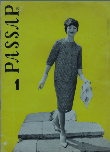 Passap #01 Pattern Book