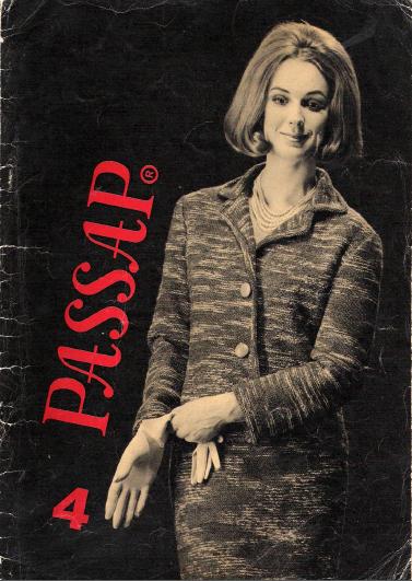 Passap #04 Pattern Book
