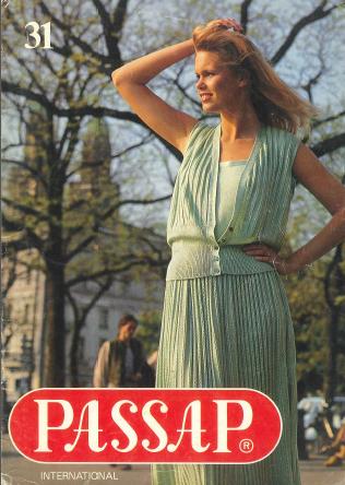 Passap #31 Pattern Book