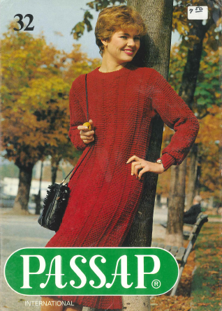 Passap #32 Pattern Book