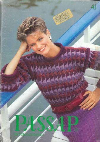 Passap #41 Pattern Book