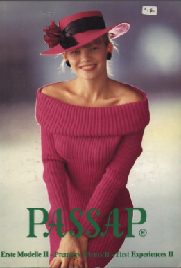 Passap First Experiences II Magazine