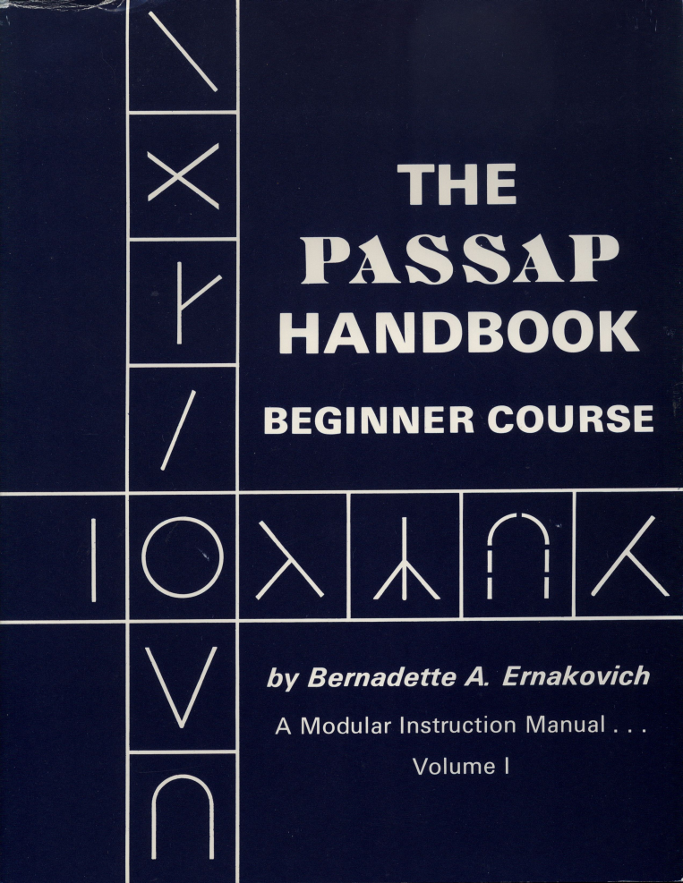 The Passap Handbook Volume I
