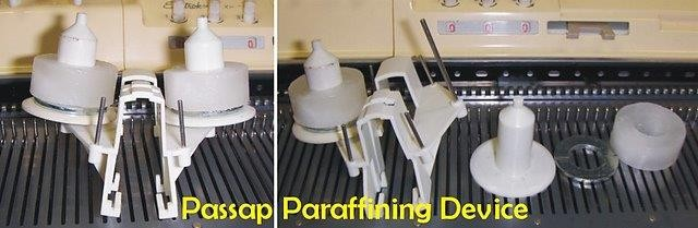 PassapParaffining Device Manual