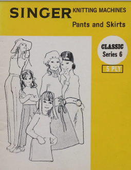 Singer Series 06 5 Ply Pants and Skirts