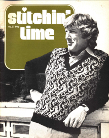 Jones-Brother Stitchin Time Issue 37 pattern book