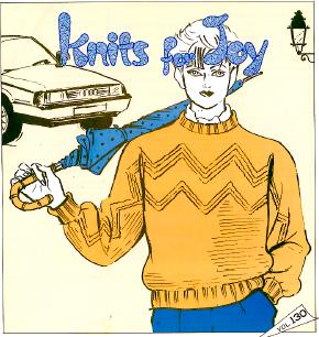 Knit For Joy Vol 130