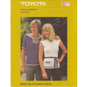 Toyota - Your Fashion Factory BOOK 112 Family Knits