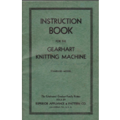 Gearhart 1942 Instruction Manual