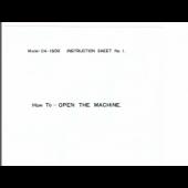 CH1500 Instruction Leaflets