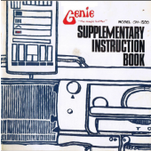 CH1500 Supplemental Instruction Book