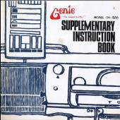 CH1500 Supplemental Instruction Book