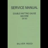 SK160 Knitting Machine Service Manual