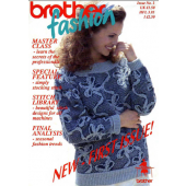 Brother Fashion Magazine Issue 01