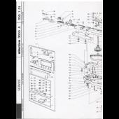 Passap 3000a  Motor Parts Manual
