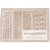 Empisal Knitmaster Mod 305 Pattern Card Set Series 1