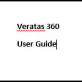 Veratas 360 User Guide