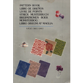 Silver Reed 360-260 Pattern Book Knitting Machine Manual
