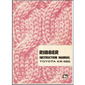 Toyota KR460 Ribber User Manual