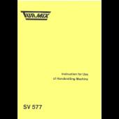 TURMIX SV 577 User Manual
