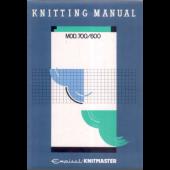 Knitmaster 600-700 Knitting Machine Instruction Manual