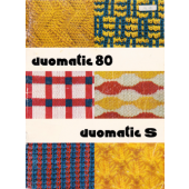 Passap Stitch Patterns for Duomatic 80