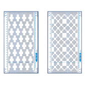 Brother KHC820 Series Punchcards 31-40
