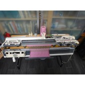 Knitking Compuknit IV w/ RK900 Ribber (kh940/KR900) Knitting Machine for sale