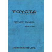 Toyota KS950  Service Manual